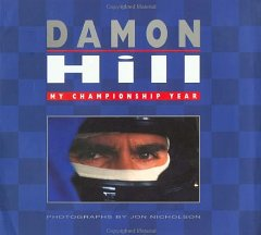 Image for Damon Hill: My Championship Year