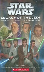 Image for Star Wars Legacy of the Jedi