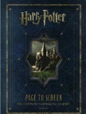 Image for Harry Potter: Page to Screen