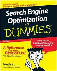 Image for Search Engine Optimization For Dummies