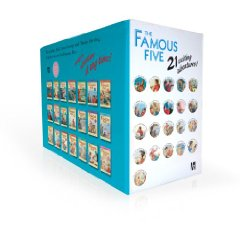 Image for Famous Five Classic 21 Book Box set