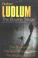 Image for Robert Ludlum: The Bourne Trilogy: The Bourne Identity, The Bourne Supremacy, The Bourne Ultimatum