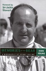 Image for Memories of The Bear: A biography of Denny Hulme