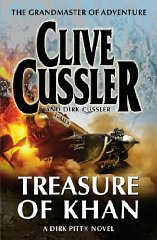 Image for Treasure of Khan: A Dirk Pitt Novel