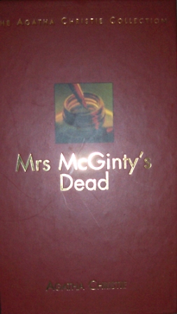 Image for Mrs McGinty's Dead (The Agatha Christie Collection)