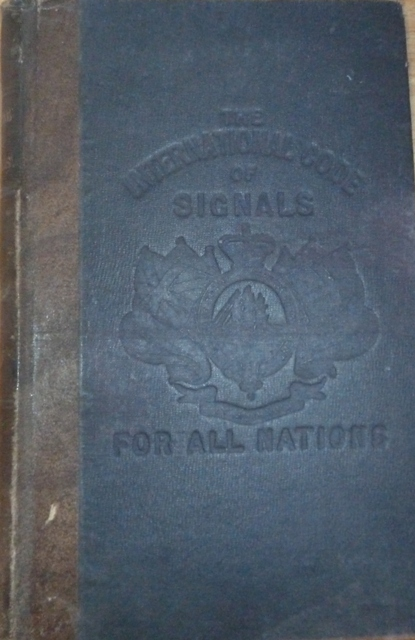 Image for The International Code of Signals for the Use of All Nations