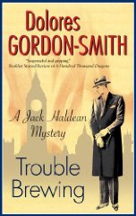 Image for Trouble Brewing (Jack Haldean Mysteries)