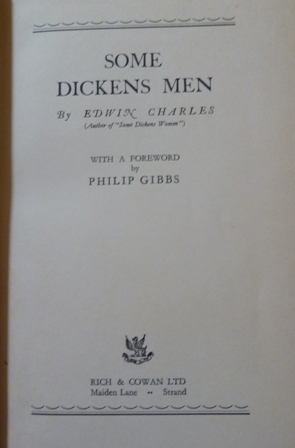 Image for Some Dickens Men