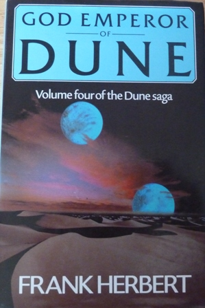Image for God Emperor of Dune (The Dune saga)