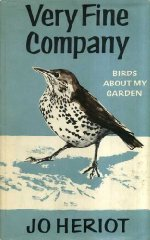 Image for Very fine company:Birds about my garden