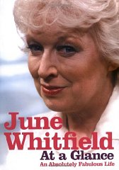 Image for June Whitfield: At a Glance: An Absolutely Fabulous Life