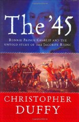 Image for The '45: Bonnie Prince Charlie: Bonnie Prince Charlie and the Untold Story of the Jacobite Rising