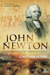 Image for John Newton: From Disgrace to Amazing Grace (Signed)