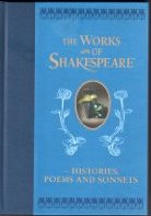 GEDDES & GROSSET - The Works of Shakespeare: Histories, Poems and Sonnets