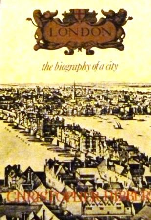 Image for London: The biography of a city