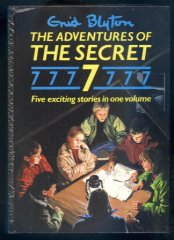 Image for The Adventures of the Secret Seven