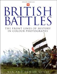 Image for British Battles: The Front Lines of History in Colour Photographs