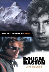 Image for Dougal Haston: The Philosophy of Risk [Illustrated]