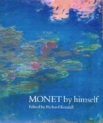 Image for Monet By Himself
