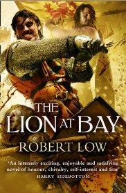 Image for The Lion at Bay (The Kingdom Series) (Signed)
