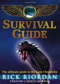Image for Kane Chronicles: Survival Guide