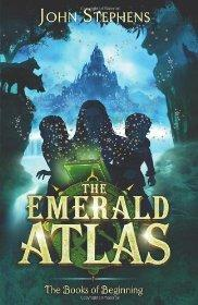 Image for The Emerald Atlas:The Books of Beginning 1