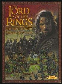 Image for The Lord of The Rings: The Two Towers - Strategy Battle Game