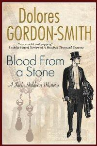 Image for Blood from a Stone (A Jack Haldean Mystery)