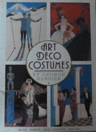 Image for Art Deco Costumes (Poster art series)