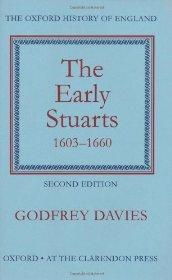 Image for The Early Stuarts, 1603-1660 (Oxford History of England Series)