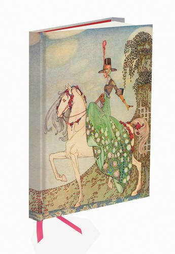Image for Flame Tree Notebook (Kay Nielsen In Powder & Crinoline) (Flame Tree Notebooks)