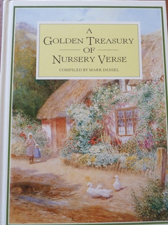 Image for A Golden Treasury of Nursery Verse
