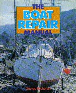 Image for The Boat Repair Manual (Pelham practical sports)