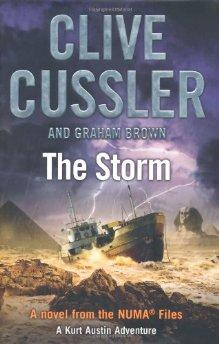 Image for The Storm (Numa Files 10)