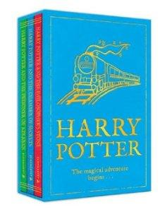 Image for Harry Potter (Three book set, includes Vols 1-3: Philosopher's Stone, Chamber of Secrets and Prisoner of Azkaban)