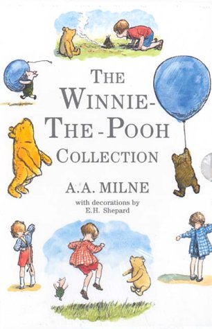 Image for The Winnie- The- Pooh Collection (Winnie the Pooh, The House At Pooh Corner, When We Were Very Young, Now We are Six)
