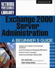 Image for Exchange 2000 Server Administration: A Beginner's Guide