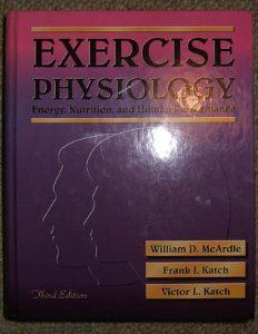 Image for Exercise Physiology: Energy, Nutrition, and Human Performance