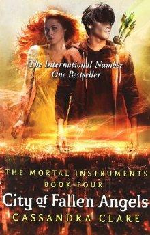 City of Fallen Angels (The Mortal Instruments, Book 4)