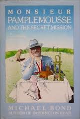 Image for Monsieur Pamplemousse and the Secret Mission