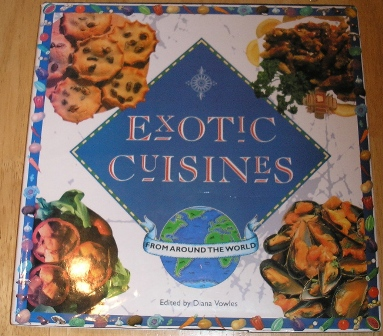 Image for Exotic Cuisines from Around the World