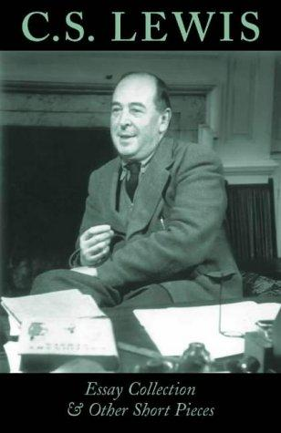 Image for C.S.Lewis Essay Collection and Other Short Pieces