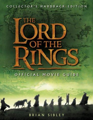 Image for The Lord of the Rings Official Movie Guide (Collector's Edition)