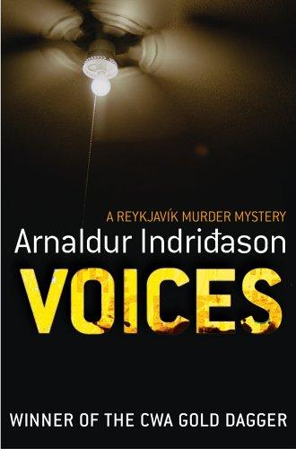 Image for Voices (Reykjavik Murder Mysteries 3)