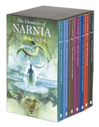 Image for The Chronicles of Narnia Boxed Set