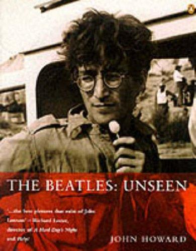 Image for The Beatles: Unseen