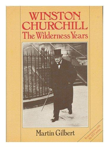 Image for Winston Churchill: The Wilderness Years