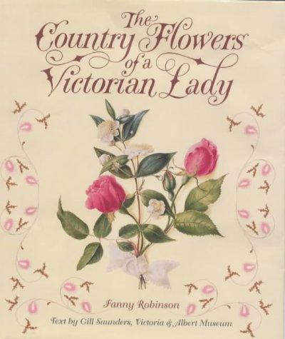 Image for The Country Flowers of a Victorian Lady