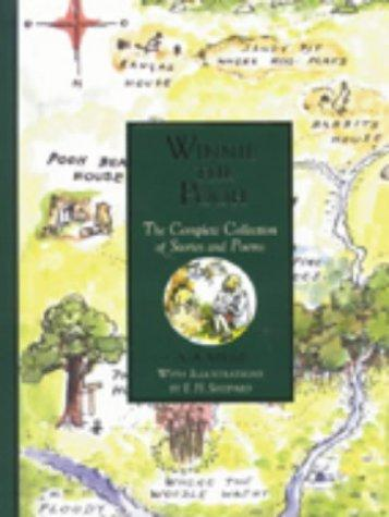 Winnie the Pooh: Complete Collection: Winnie the Pooh, House at Pooh Corner, When We Were Very Young, Now We are Six
