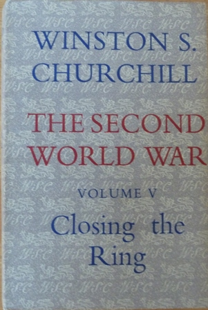 Image for The Second World War: Closing the Ring (Vol V)
